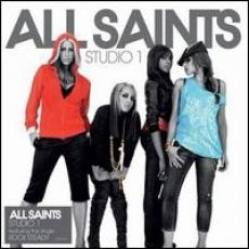 2CD / All Saints / Studio 1 / Limited / CD+DVD