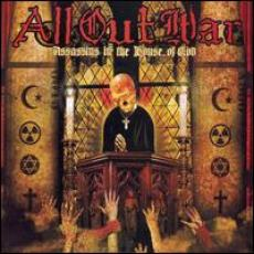 CD / All Out War / Assassins In The House Of God