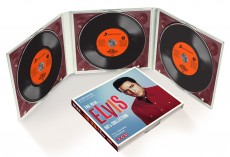 3CD / Presley Elvis / Real...Elvis / 60s Collection