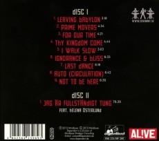 2CD / Covenant / Leaving Babylon / Limited Edition / 2CD