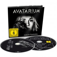 CD/DVD / Avatarium / Girl With The Raven Mask / Limited Edition / CD+DVD