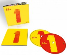 CD/DVD / Beatles / 1 / Hit Singles / 2015 Remastered / CD+DVD / 5.1 Audio