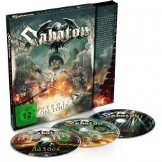 2DVD/CD / Sabaton / Heroes On Tour / 2DVD+CD