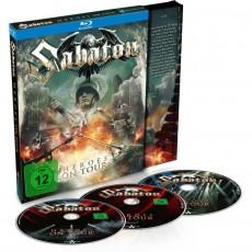 Blu-Ray / Sabaton / Heroes On Tour / Blu-Ray / 2BRD+CD