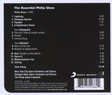 CD / Glass Philip / Essential