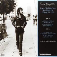 LP / Springsteen Bruce / Fifth Of February,Bryn Mawr,WMMR FM / Vinyl