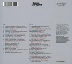 2CD / Above & Beyond / Anjunabeats Vol.12 / 2CD
