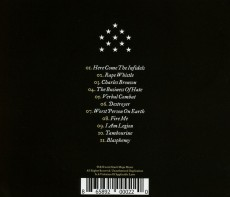 CD / Stuck Mojo / Here Come the Infidels