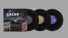 3LP / Bowie David / Lazarus / Original Cast Recordings / Vinyl / 3LP