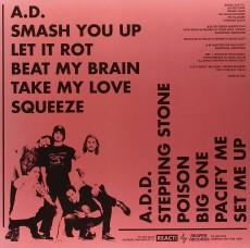 LP / Angel Dust/US Punk Band / A.D. / Vinyl