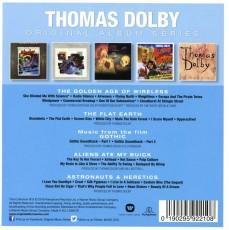 5CD / Dolby Thomas / Original Album Series / 5CD