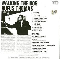 LP / Thomas Rufus / Walking The Dog / Vinyl / Mono