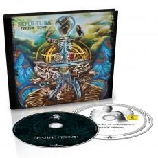 CD/DVD / Sepultura / Machine Messiah / Digibook / CD+DVD