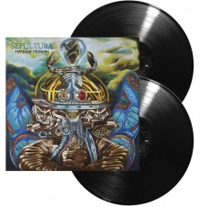 2LP / Sepultura / Machine Messiah / Vinyl / Black / 2LP