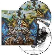 2LP / Sepultura / Machine Messiah / Vinyl / Picture / 2LP