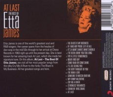 CD / James Etta / At Last: Best Of