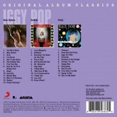 3CD / Pop Iggy / Original Album Classics / 3CD