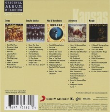 5CD / Kansas / Original Album Classics / 5CD