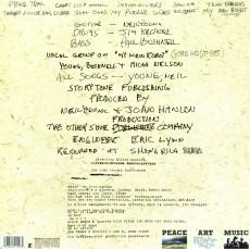 LP / Young Neil / Peace Trial / Vinyl
