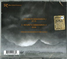 CD / Oldfield Mike / Return To Ommadawn