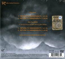 CD/DVD / Oldfield Mike / Return To Ommadawn / CD+DVD / Digipack