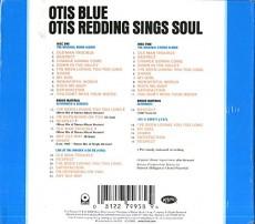 2CD / Redding Otis / Otis Blue / Otis Redding Sing Soul / Digipack