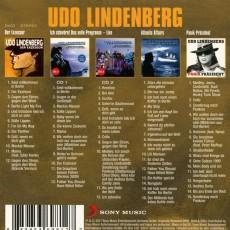 5CD / Lindenberg Udo / Original Album Classics / 5CD