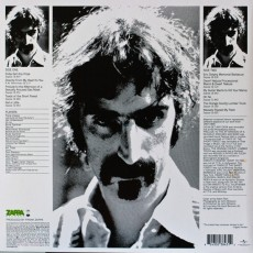 LP / Zappa Frank / Weasels Ripped My Flesh / Vinyl