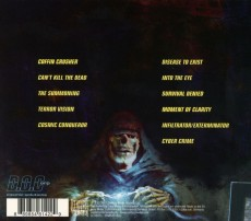 CD / Dr.Living Dead / Cosmic Conqueror