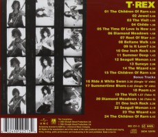 CD / T.Rex / T.Rex