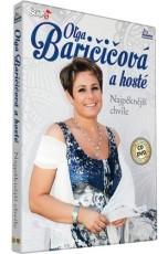 CD/DVD / Baričičová Olga / Nejpěknější chvíle / CD+DVD