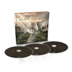 3CD / Therion / Beloved Antichrist / 3CD / Digibook