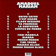 LP/CD / Amadou & Mariam / La Confusion / Vinyl / LP+CD