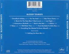 CD / 10cc / Bloody Tourists