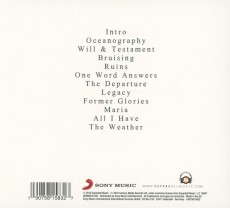 CD / Barnes Charlie / Oceanography / Digipack