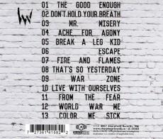 CD / We World War Me / World War Me