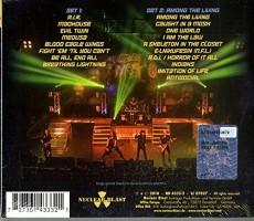 2CD / Anthrax / Kings Among Scotland / 2CD / Digipack