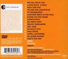 CD/DVD / Rock Kids / Kids Will Rock You / CD+DVD