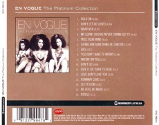 CD / En Vogue / Platinum Collection