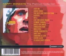 CD / Happy Mondays / Platinum Collection