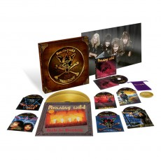 LP/CD / Running Wild / Pieces Of Eight / 7CD+2LP / Limited Box