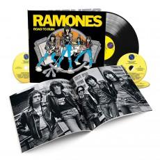 LP / Ramones / Road To Ruin / 40th Anniversary / Vinyl / LP+3CD / DeLuxe