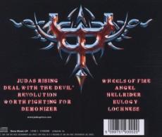 CD / Judas Priest / Angel Of Retribution