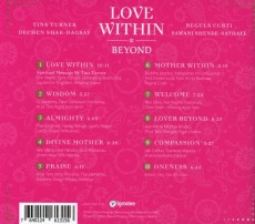 CD / Love Within / Beyond / Turner T. / Curti R. / Digibook