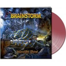 LP / Brainstorm / Midnight Ghost / Vinyl / Clear Red