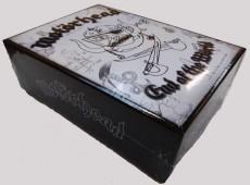 CD/BRD / Motörhead / End of the World / 4CD+3DVD+Blu-Ray / Box