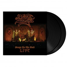 2LP / King Diamond / Songs for the Dead Live / Vinyl / 2LP