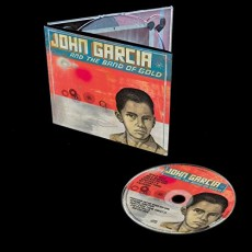 CD / Garcia John / And The Band Of Gold / Digipack
