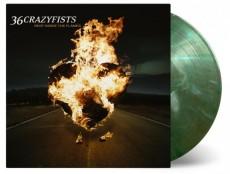 LP / 36 Crazyfists / Rest Inside The Flames / Vinyl / Coloured