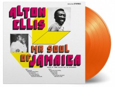 LP / Ellis Alton / Mr. Soul Of Jamaica / Vinyl / Coloured